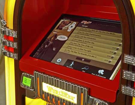 Velsete Jukeboxudlejning - musikbox udlejning jukebox udlejning, lej PW-33